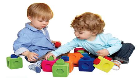 آموزش تمرکز به کودکان از طریق بازی