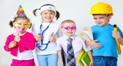 بازی ساده برای آشنایی کودکان با مشاغل